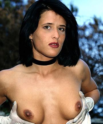Porn Casting of Tavalia Griffin