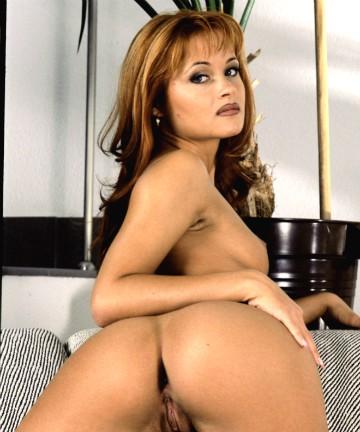 Porn Casting of Jennifer Red