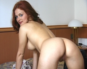 Private Castings: Suzan Wienold, Pretty Redheaded Teen in Private Anal Casting