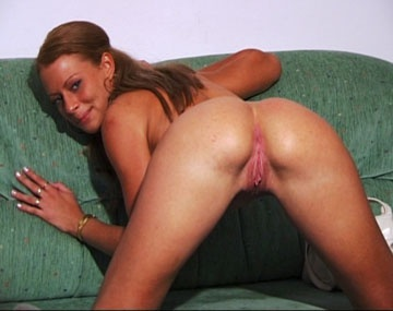 Private Castings: Stella Virgin in the Private Casting's Couch