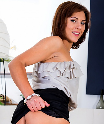Porn Casting of Galina Galkina