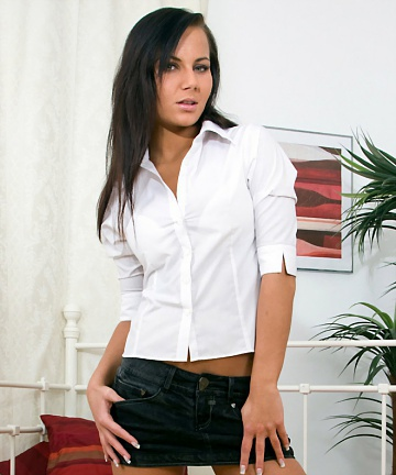 Porn Casting of Nataly