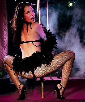Porn Casting of Adrienne Klass