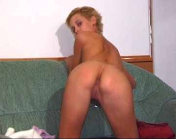 Private Castings: Melinda, Teen and Blonde in the Private Casting's Couch